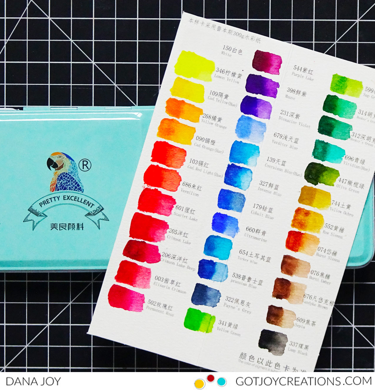 Inexpensive Watercolor