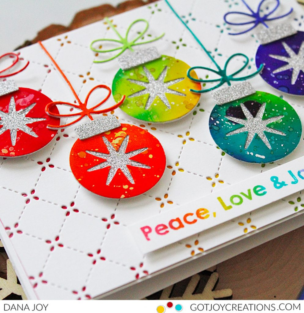 Holiday Ornaments with Brea Reese