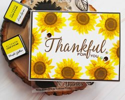 Sunny Studio Sunflower Fields