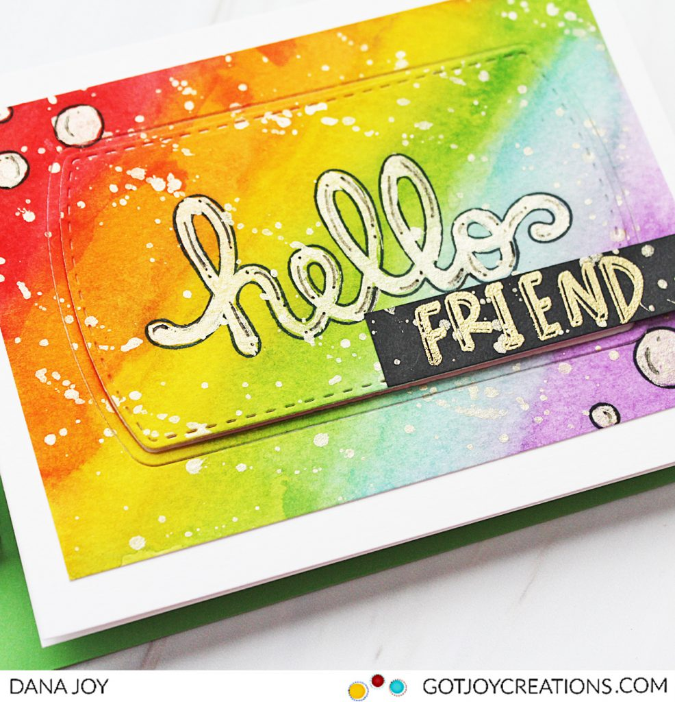 Friendship blog hop