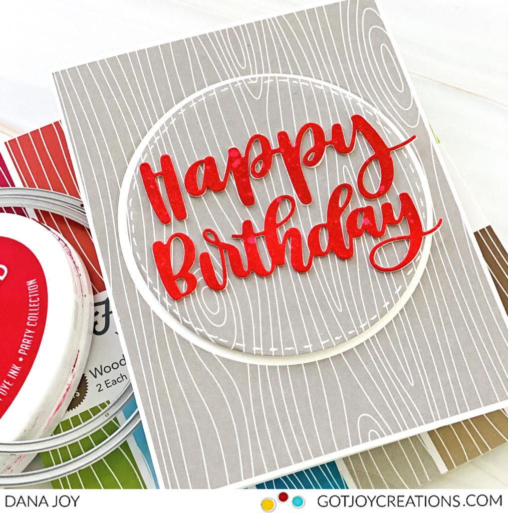 Easy Birthday Cards For Men