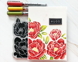 Simon Says Stamp Crafty Hugs Release