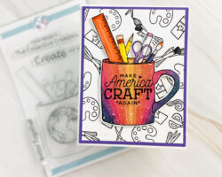 Paper Piecing Your Stamped Images