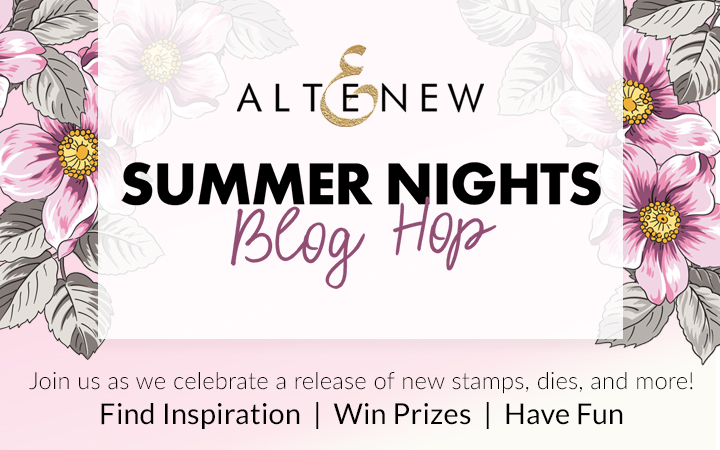 Altenew 2020 Summer Nights Release
