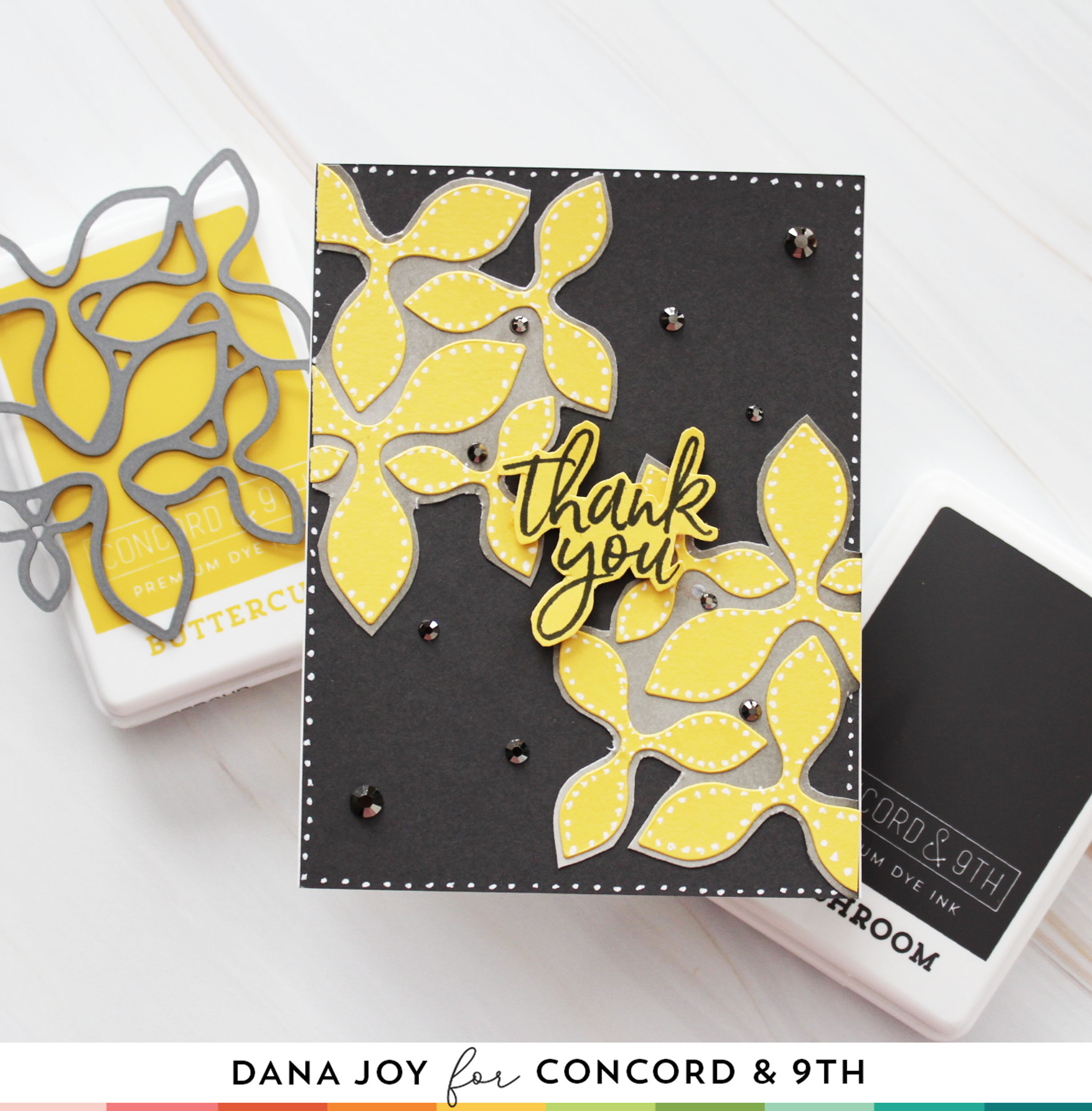 Concord & 9th Fresh Cut Florals Ed 3
