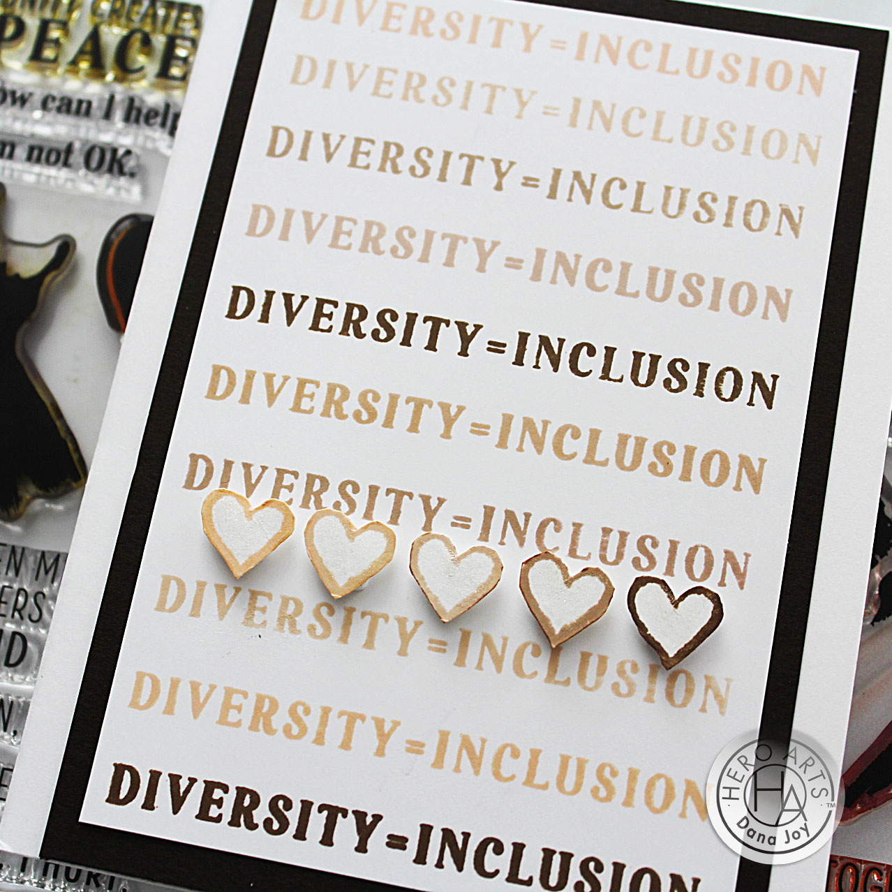 Diversity=inclusion
