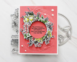 My Sweet Petunia Pink Fresh Studio Blog Hop
