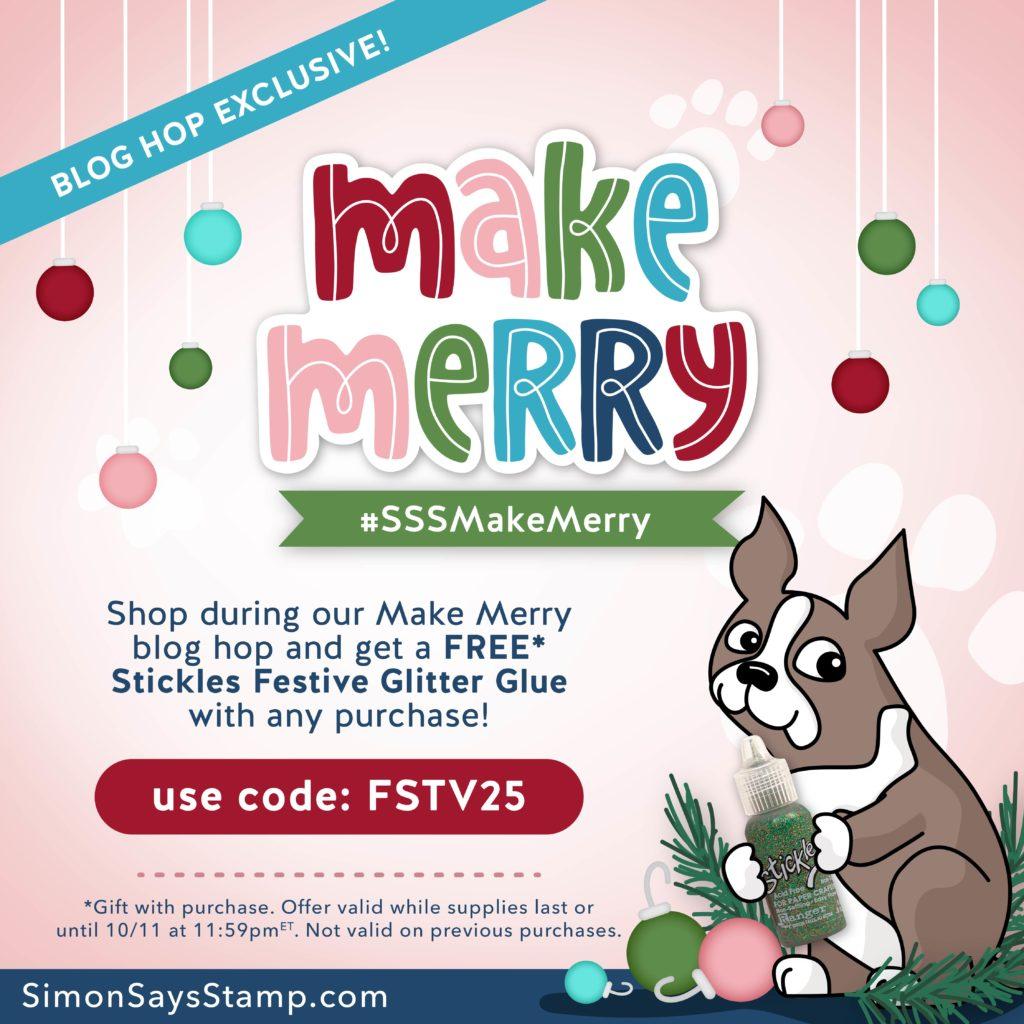Simon Says Stamp Make Merry