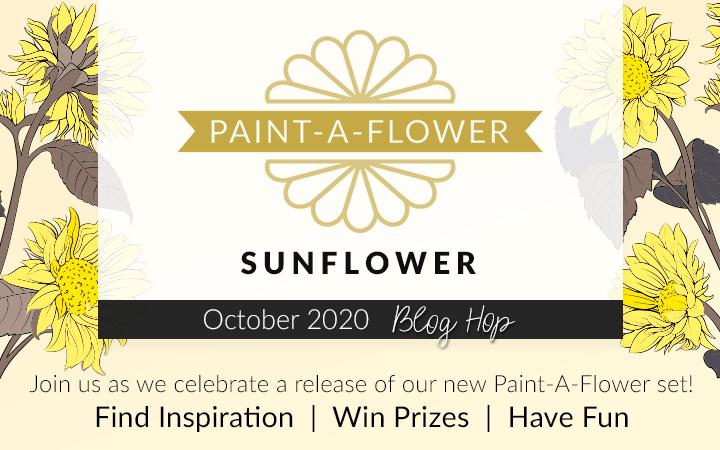 Paint-A-Flower Sunflower