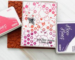 Valentine's Day Card Series 2021 Day 1