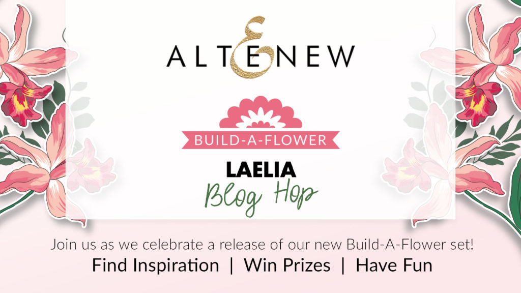 Altenew Build A Flower Laelia